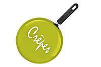 Crepe Сковорода блинная d26 см алюминий с антипригарным покрытием Granchio