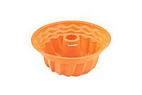 "Silico Flex Форма для выпечки ""кекс"" длина 24 см силикон Granchio"