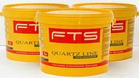 Краска грунтующая силиконовая FTS QUARTZ LINE 10л