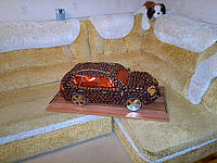 "Машина из конфет ""Porshe Cayenne"""