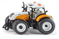 Модель трактора Steyr 6240 CVT, Siku       , фото 1