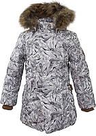 Зимняя термо куртка для девочки 5 лет, р. 110 ROSA 1 ТМ HUPPA 17910130-71420