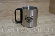 Подарочная чашка гравировкой
