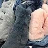 Парка женская зимняя джинсовая, фото 5