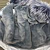 Парка женская зимняя джинсовая, фото 8