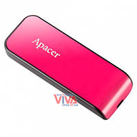 USB флешка Apacer AH334 32GB USB 2.0 Pink, фото 1