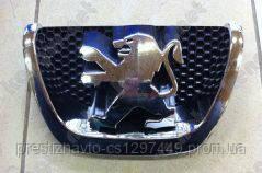 "Эмблема передняя ""Peugeot"""
