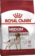 Royal Canin Medium Adult 15+4 кг - корм для взрослых собак средних размеров