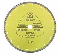 Алмазный отрезной круг Klingspor DT 60 U 230мм