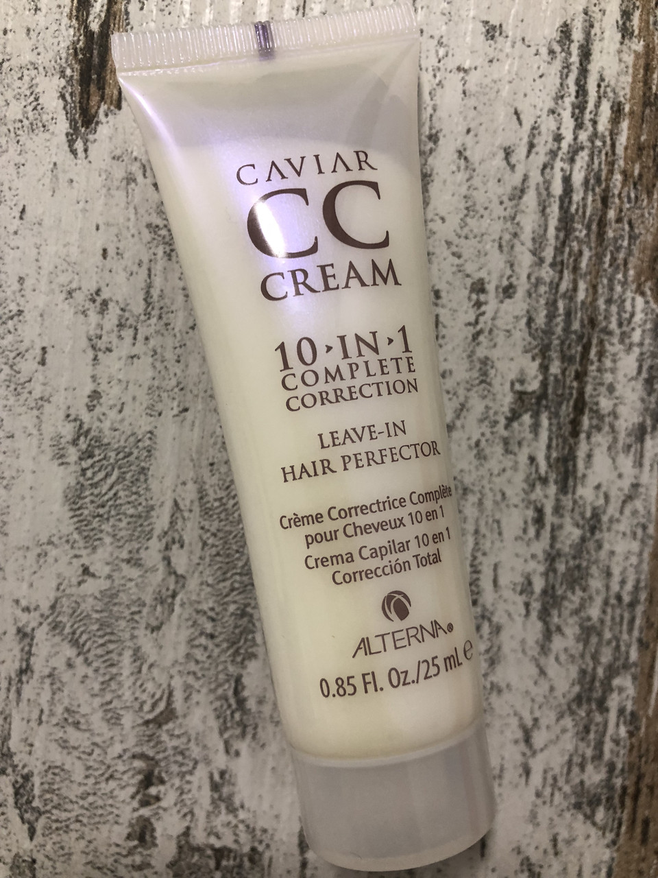 Чудо-крем для волос ALTERNA Caviar CC Cream 10-in-1