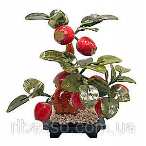 Яблоня 8 яблок 25х25х10 см 19150
