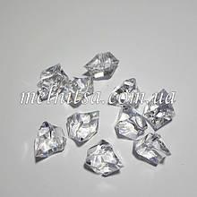 """Декоративные кристаллы """"Искусственный лед"""" , 5 шт, 2,4 х 1,7 см"""