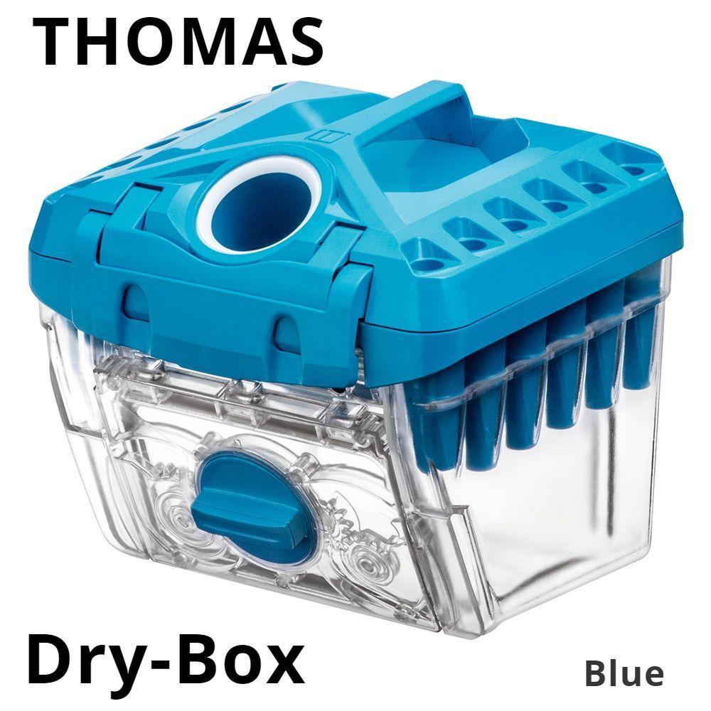 Томас Драй Бокс синий 118137 для пылесосов Вестфалия ХТ, Мистраль XS, Твин ХТ, Мокко ХТ, Скай ХТ