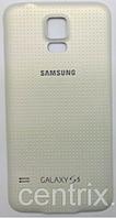 Задняя крышка для Samsung G900H Galaxy S5, G900F, белая