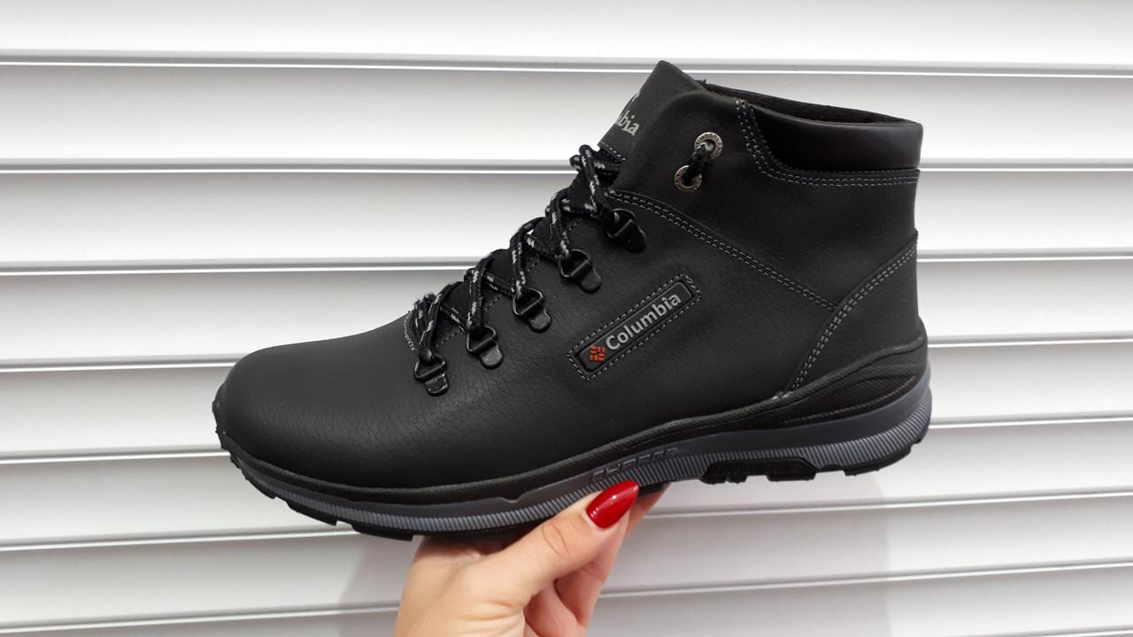 14f6aba72 Зимние мужские ботинки Columbia кожаные. Харьков - Интернет-магазин
