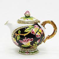 Подарочная шкатулка для украшений Чайник
