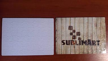 Пазлы для сублимации прямоугольный для планшетного термопресса , фото 3