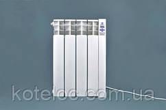 Электрорадиатор Standard на 4 секции