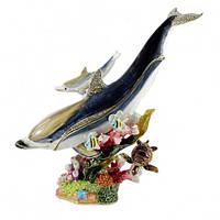 Сувенир шкатулка Дельфин