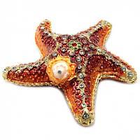 Шкатулка для хранения украшений Морская звезда