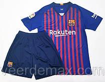 Футбольная форма Барселона ( Barcelona) сезон 2018/19 домашняя