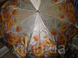 Облегченный зонт Sponsa цветы