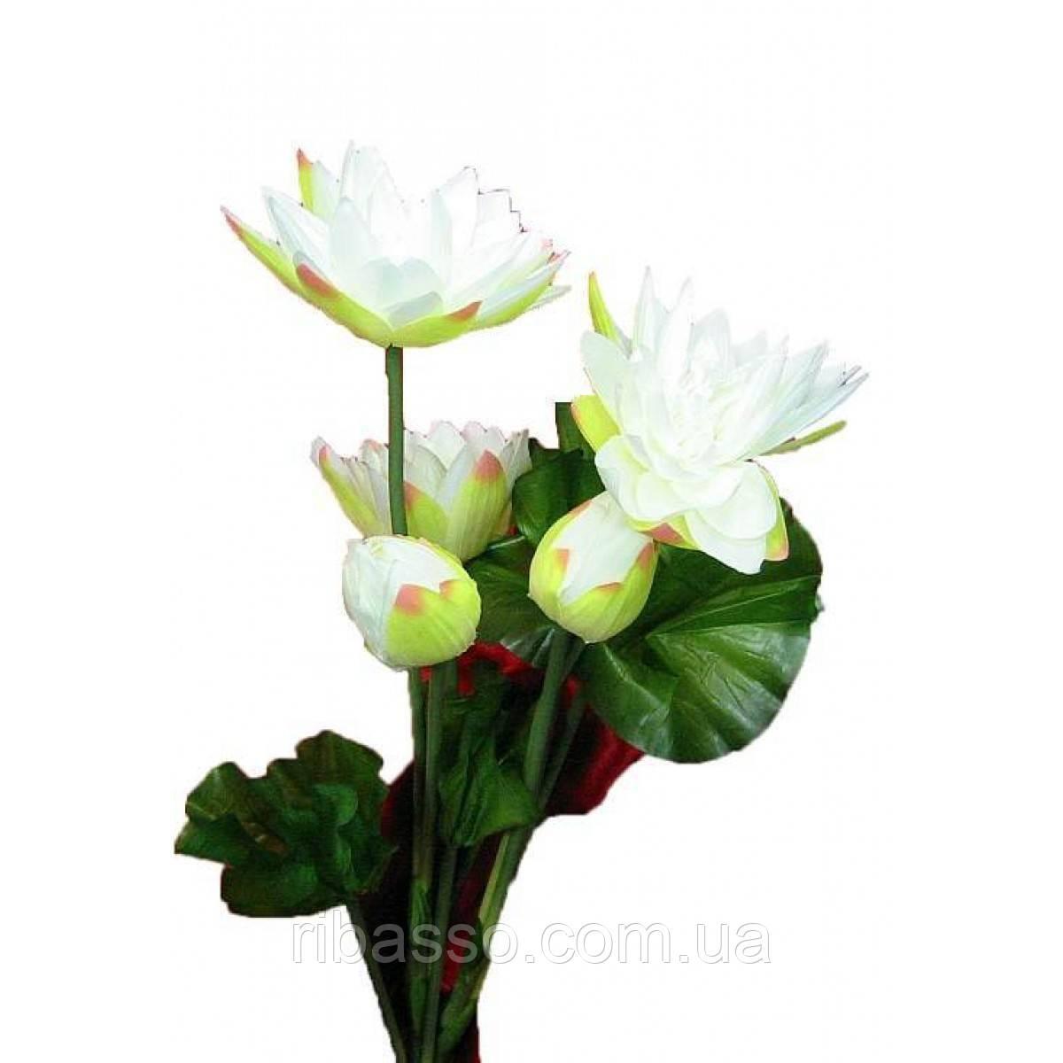 Цветы лотоса 1.3 м 22361