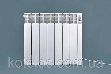 Электрорадиатор Standard на 7 секции