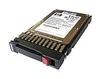"512744-001 Жесткий диск HP 146GB SAS 15K 6G DP 2.5"", фото 1"
