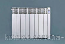 Электрорадиатор Standard на 8 секции, фото 2