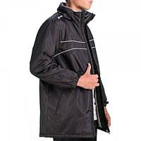 Куртка детская Lotto JACKET PAD OMEGA JR  BLACK Q9303