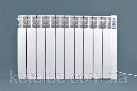 Электрорадиатор ОптиМакс на 10 секции