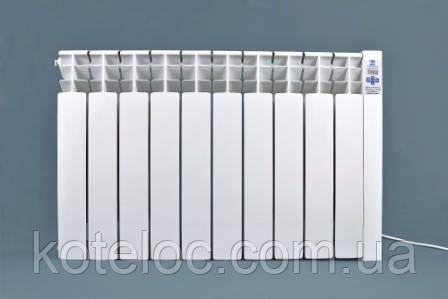 Электрорадиатор Standard на 10 секции