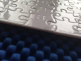 Пазлы для сублимации прямоугольный для планшетного термопресса , фото 2