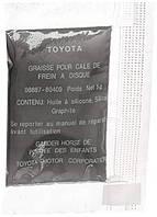Toyota Смазка тормозной системы08887-80409