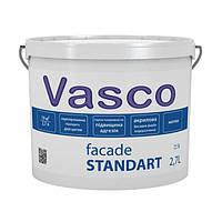 Vasco Facade Standart 2.7 л акрилова фасадна фарба