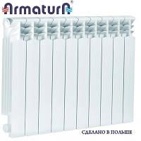 Алюминиевый радиатор Armatura KFA 500/100