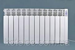Электрорадиатор ОптиМакс на 12 секции