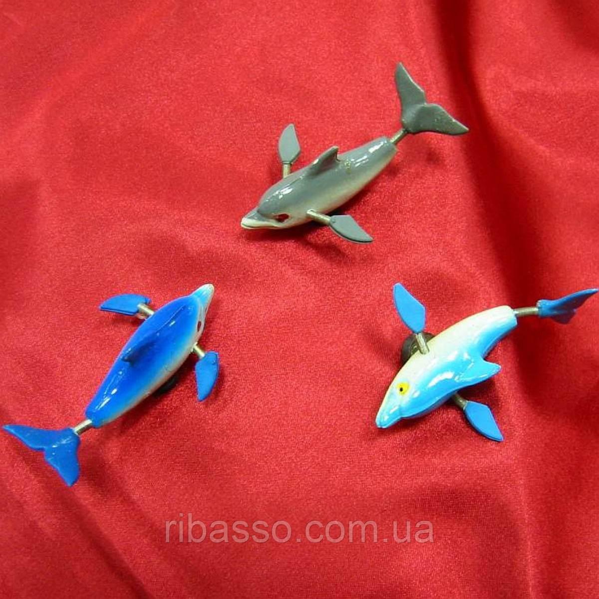 """Магнит """"Дельфин"""" в упаковке 120шт 22301"""