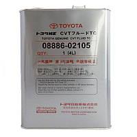 Toyota Масло ATF CVT Fluid TC ,4L