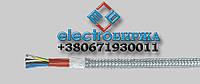 Силиконовый многожильный экранированный кабель SiHF/GL-P