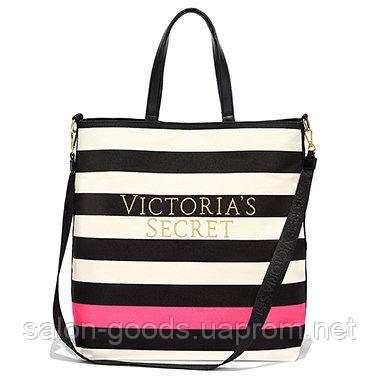 b4215d873bf6d Сумка Victoria's Secret striped weekender tote bag - Original Beauty.  Магазин красоты. Товары из