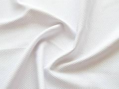 Скатертная TS-320v7 Пике Белая ширина 320см Турция