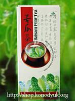 Чай Ку Гуа Green World для діабетиків, нормалізація цукру в крові
