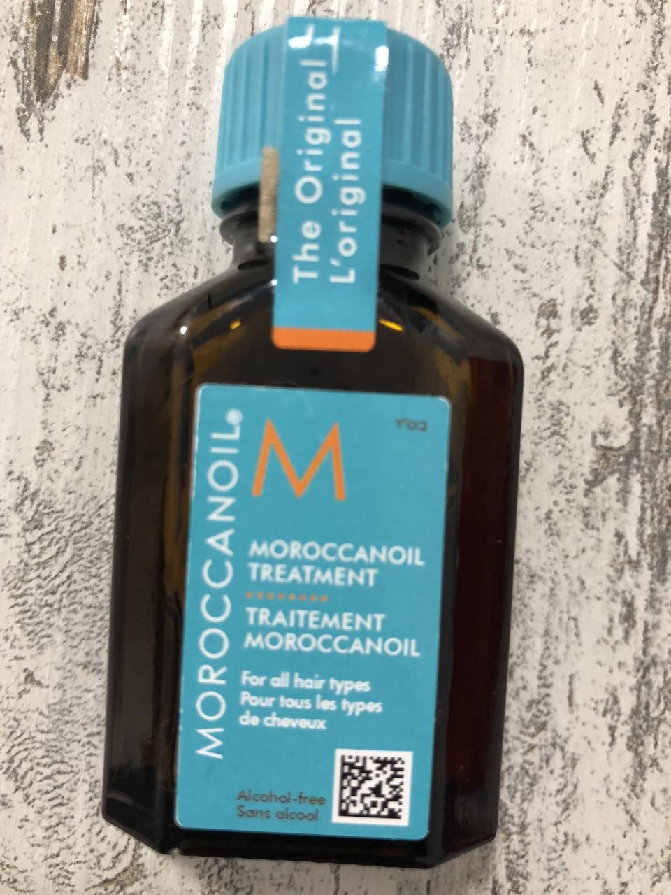 Восстанавливающее масло для волос MoroccanOil, 15мл