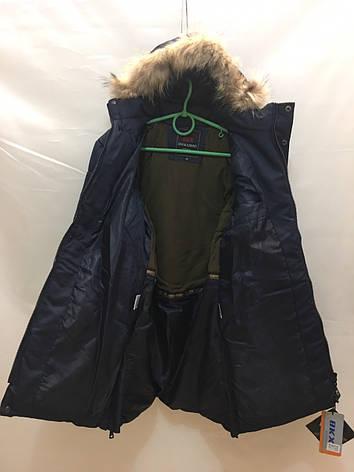 Подростковая зимняя куртка для мальчика 10-16 лет, фото 2
