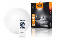 LED светильник функциональный круглый VIDEX VL-CLSR-48 white
