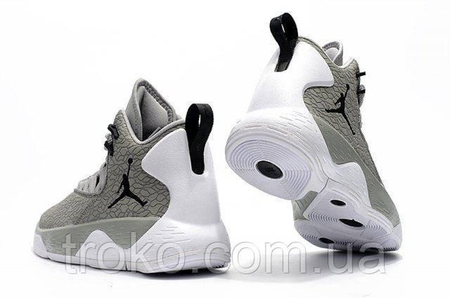 d0581c8d Баскетбольные Кроссовки Jordan Super.fly Mvp L Cement Grey AT3005 ...