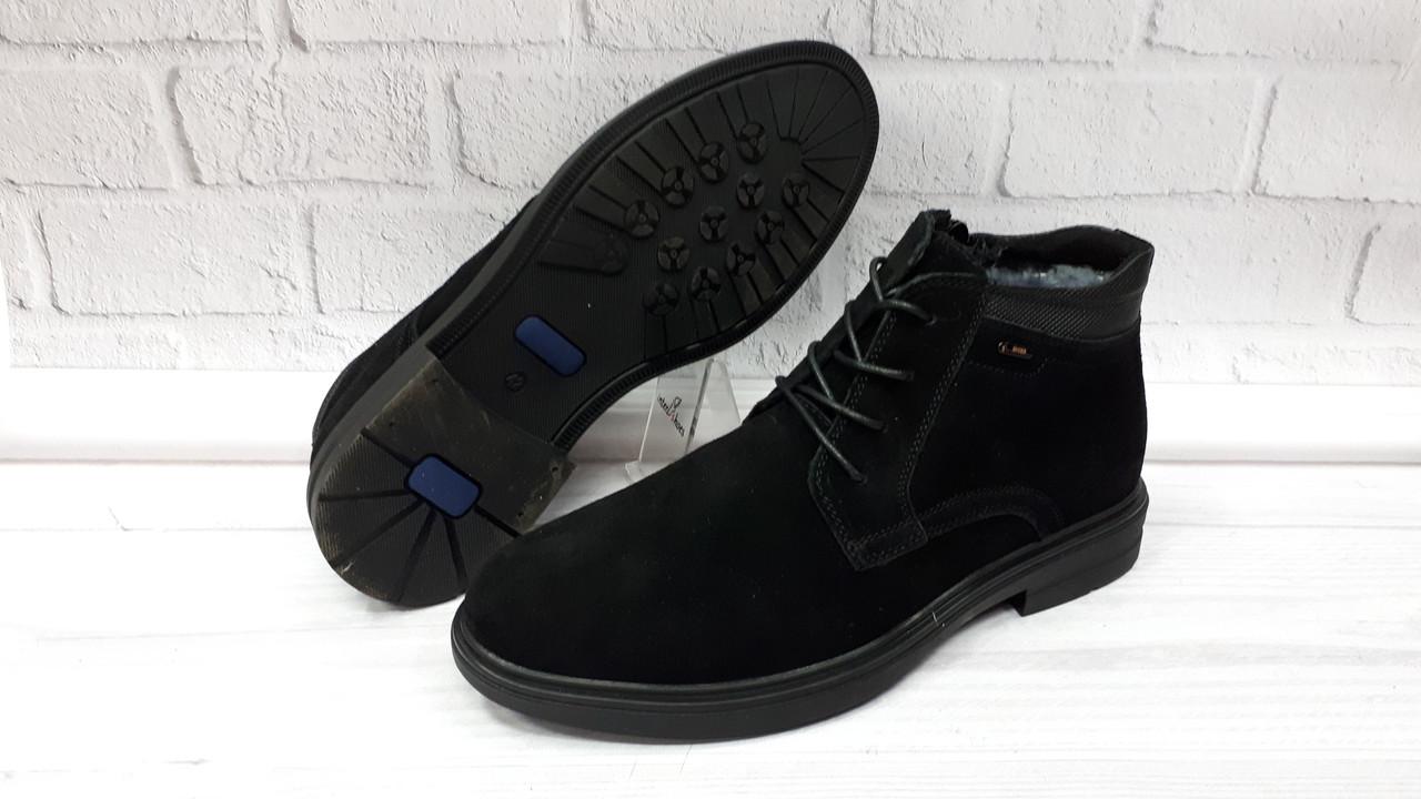 bca31d057 Мужские замшевые ботинки на натуральном меху. Турция: продажа, цена ...
