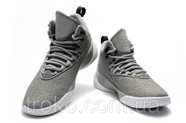 92f04f2d ... Баскетбольные Кроссовки Jordan Super.fly Mvp L Cement Grey AT3005-002  (Реплика) ...